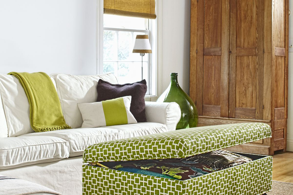 How To Build A Storage Ottoman This Old House