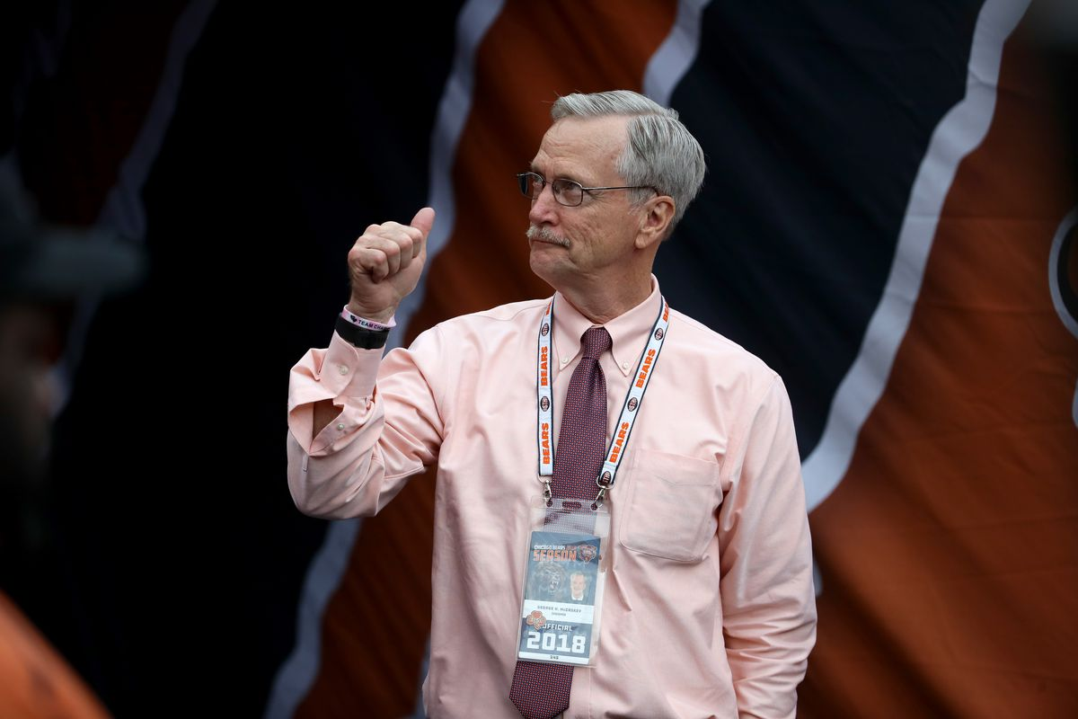 Frustrated Bears fans are again hoping chairman George McCaskey and his family might find replacements for themselves.
