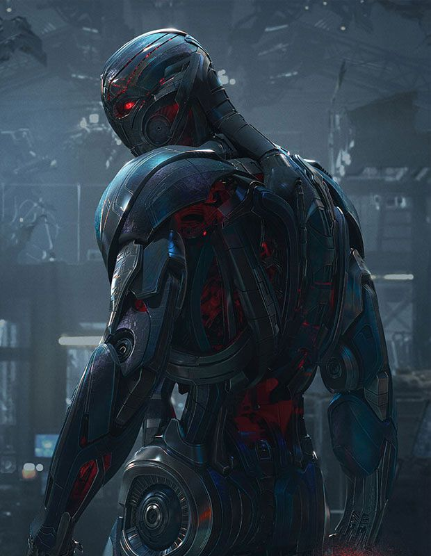 age of ultron ultron solo