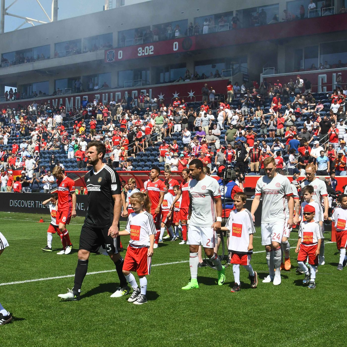 Chicago Fire vs Atlanta United: Lineups, Game Highlights, and How to