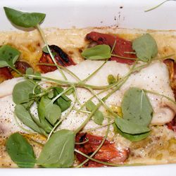 """Fluke Bonne Femme from M. Wells Dinette by <a href=""""http://www.flickr.com/photos/37619222@N04/8060365751/in/pool-eater/"""">The Food Doc</a>"""