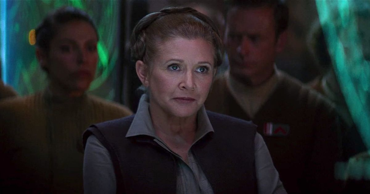 How Star Wars: Episode IX may use Carrie Fisher's Force Awakens deleted scenes...