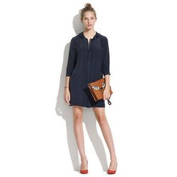 united bamboo™ for madewell crepe dress, $165.00