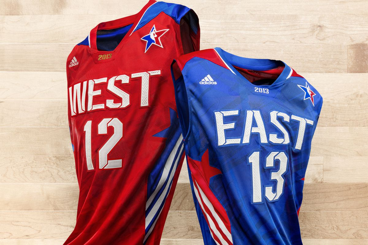 56adda86acb NBA All-Star Game 2013 jerseys: adidas pays tribute to Houston with design