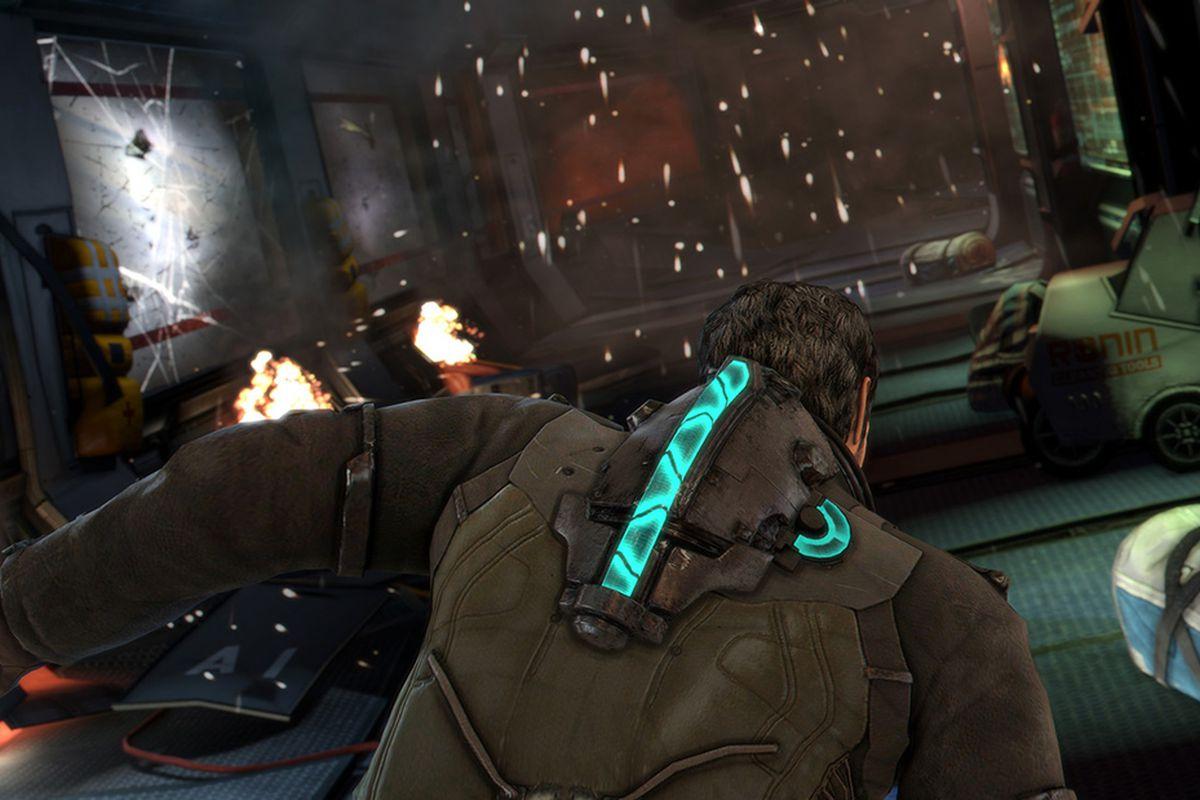 Gallery Photo: 'Dead Space 3' screenshots