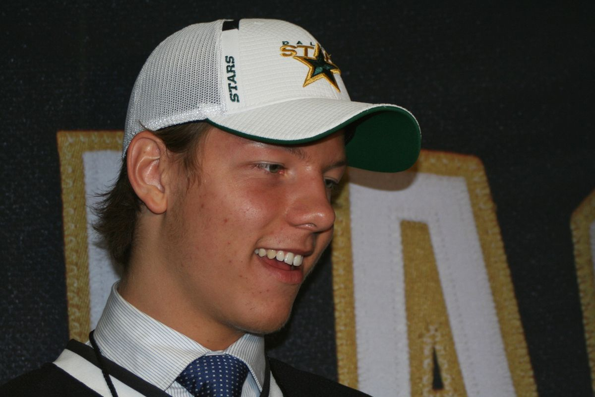 This is the only photo of Alex Chiasson I possess.