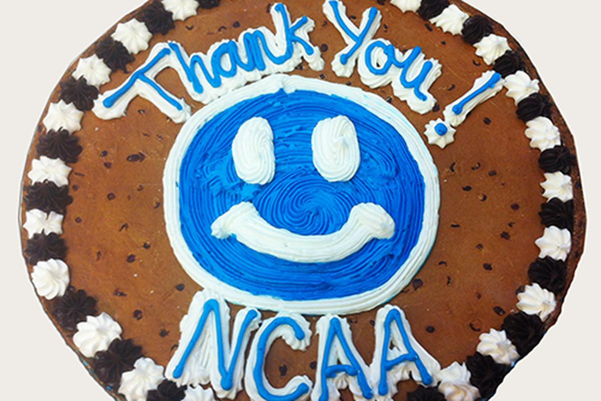 Great American Cookies Applauds NCAA Ruling in Favor of Icing
