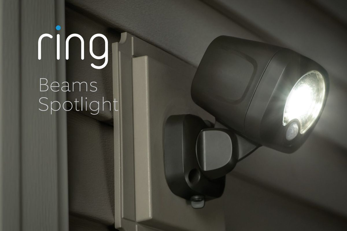 Ring Security Lights All But Confirmed By Fcc Filing