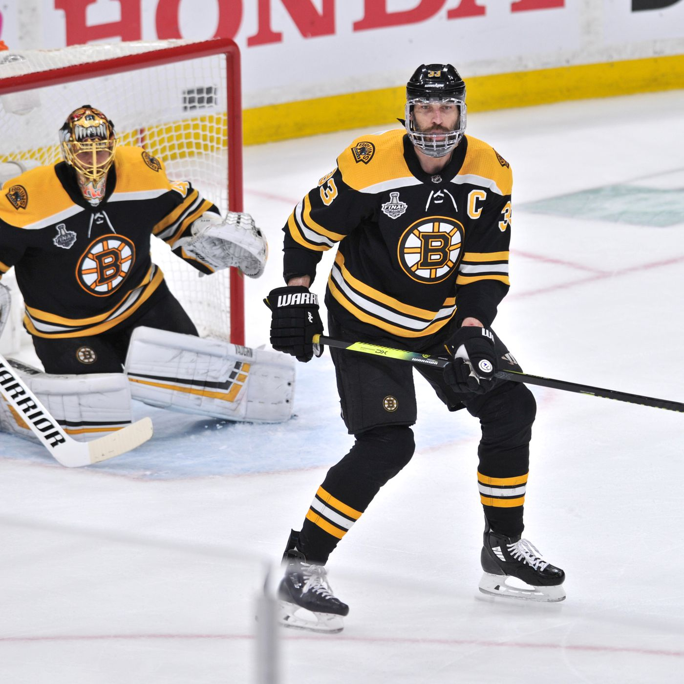 Zdeno Chara Will Not Play Tomorrow Night Against The Capitals Stanley Cup Of Chowder