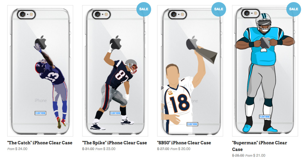 nfl iphone case