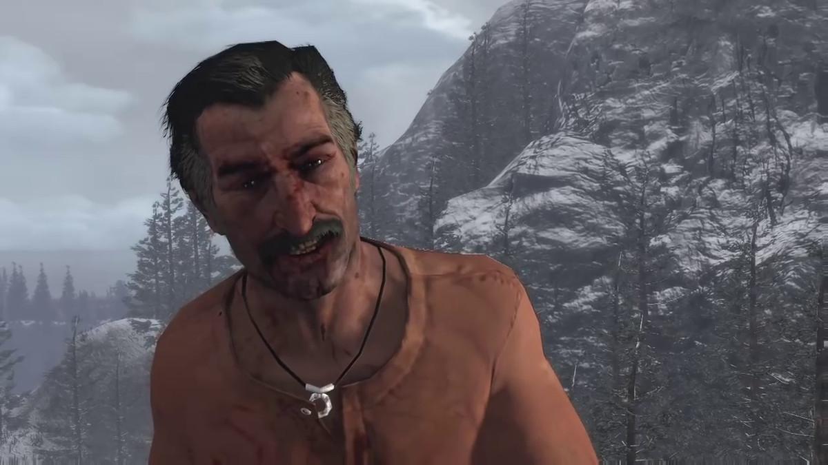 Red Dead Redemption - Dutch van der Linde