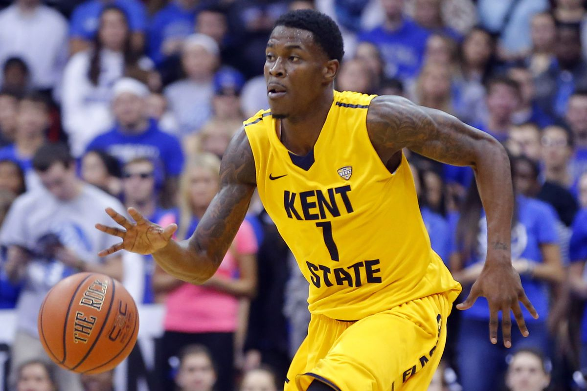 Kris Brewer and the Flashes will look to start conference play off right with a victory over Ohio.