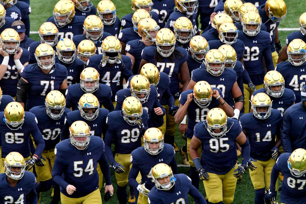 Wake Forest Vs Notre Dame 2017 Live Stream Time And How