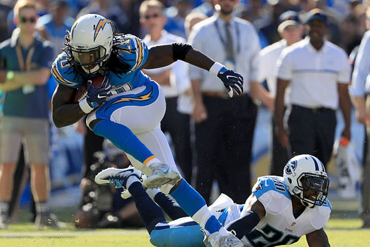 Melvin Gordon Wallpaper Chargers