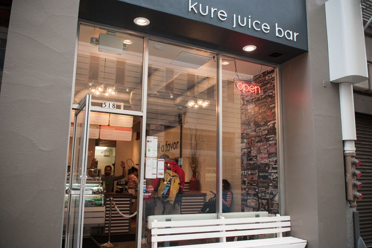Kure Juice Bar Kitchen Portland Or