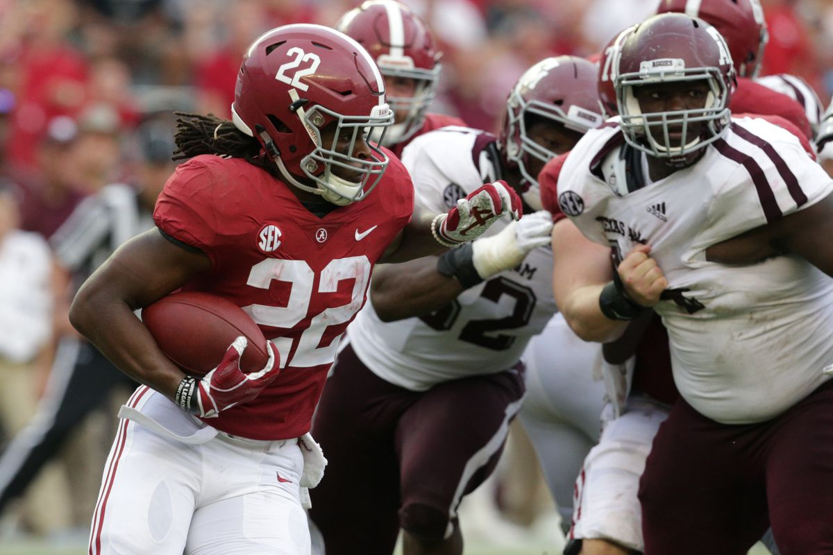 Alabama Football Vs Texas A M Preview When Alabama Has The Ball Roll Bama Roll