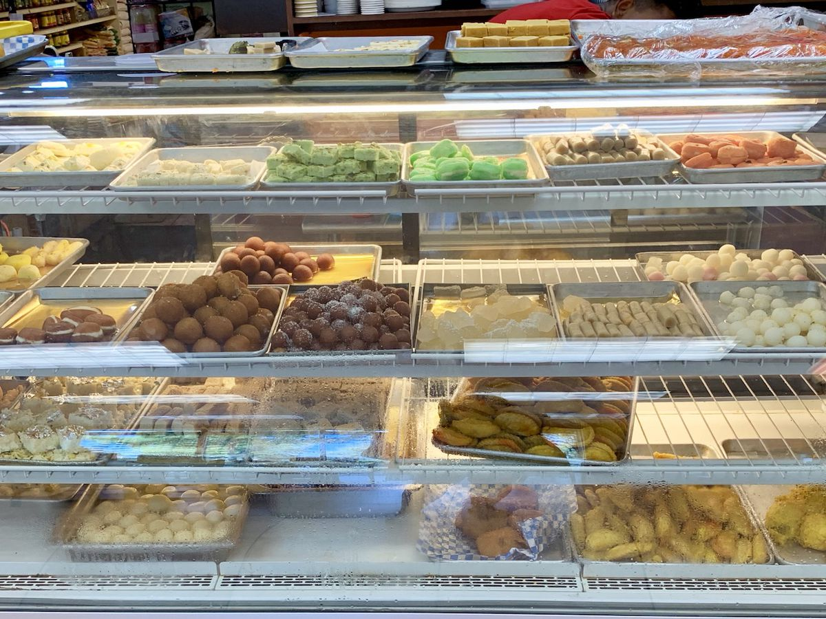 india sweets & spices