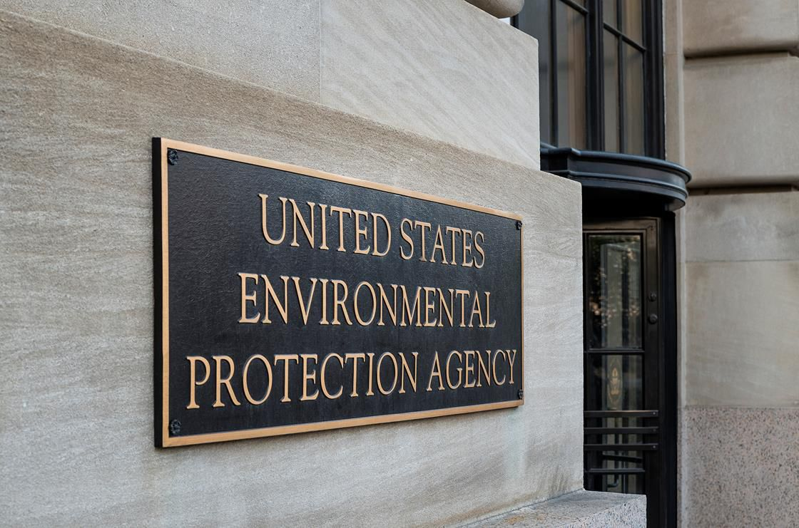 EPA plaque