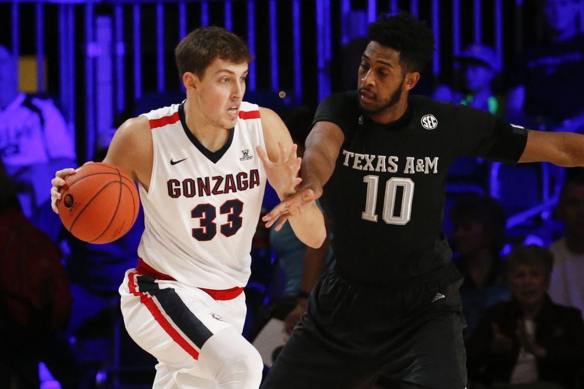 NCAA Basketball: Battle 4 Atlantis-Gonzaga vs Texas A&M