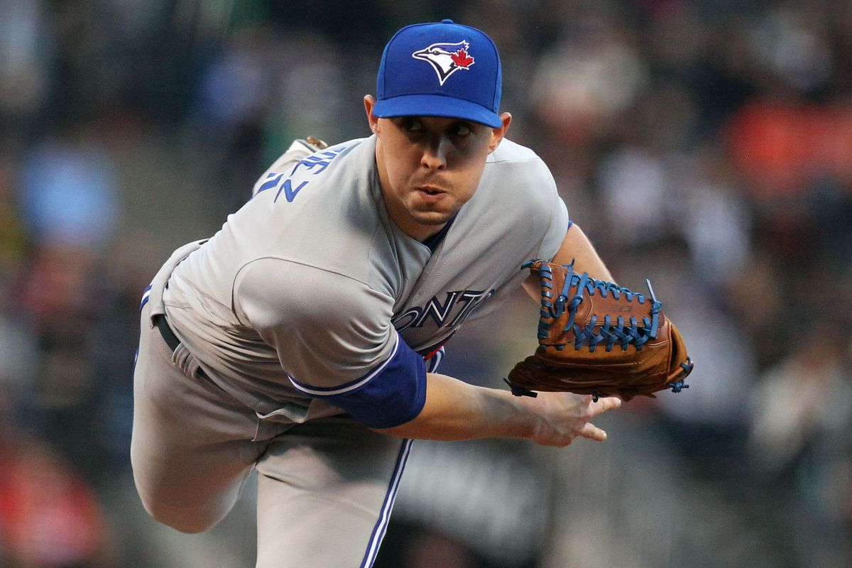 Aaron Sanchez gives the Jays another 7 inning solid start en route to a Jays win over San Fran