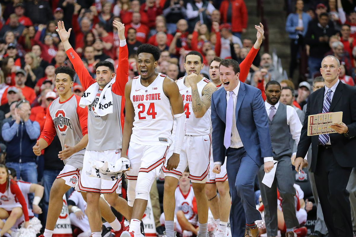 NCAA Basketball: Wisconsin at Ohio State