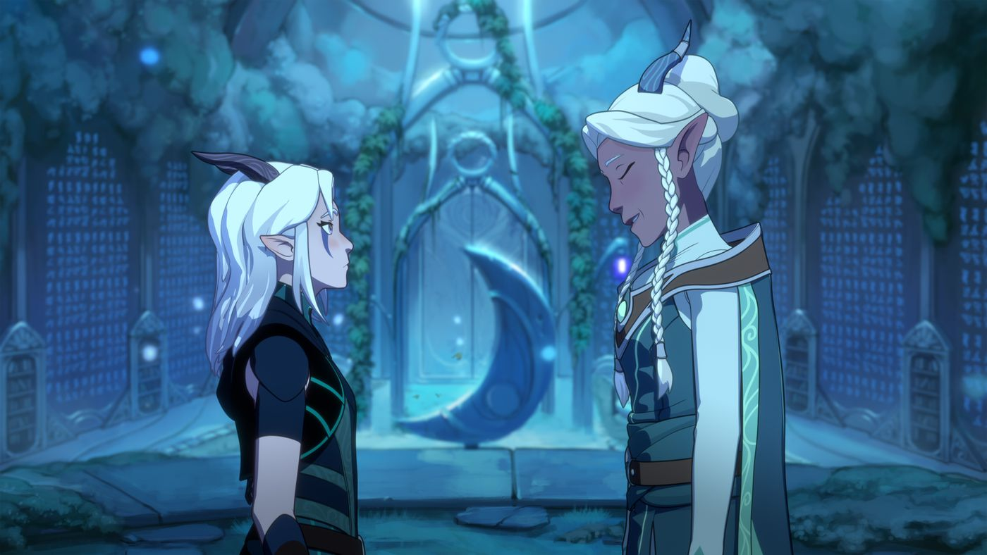 The Dragon Prince season 2 delivers nonstop payoff on season 1's