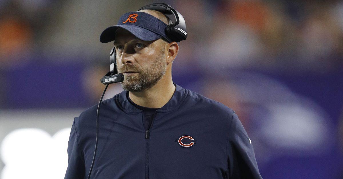Get to know Bears head coach Matt Nagy