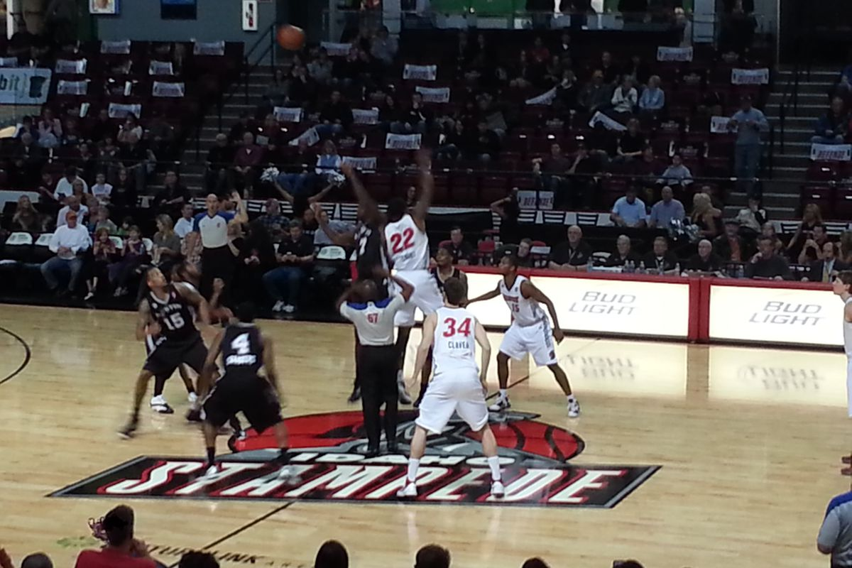 The Idaho Stampede and Portland Trail Blazers are struggling with 'hybrid' affiliation concept