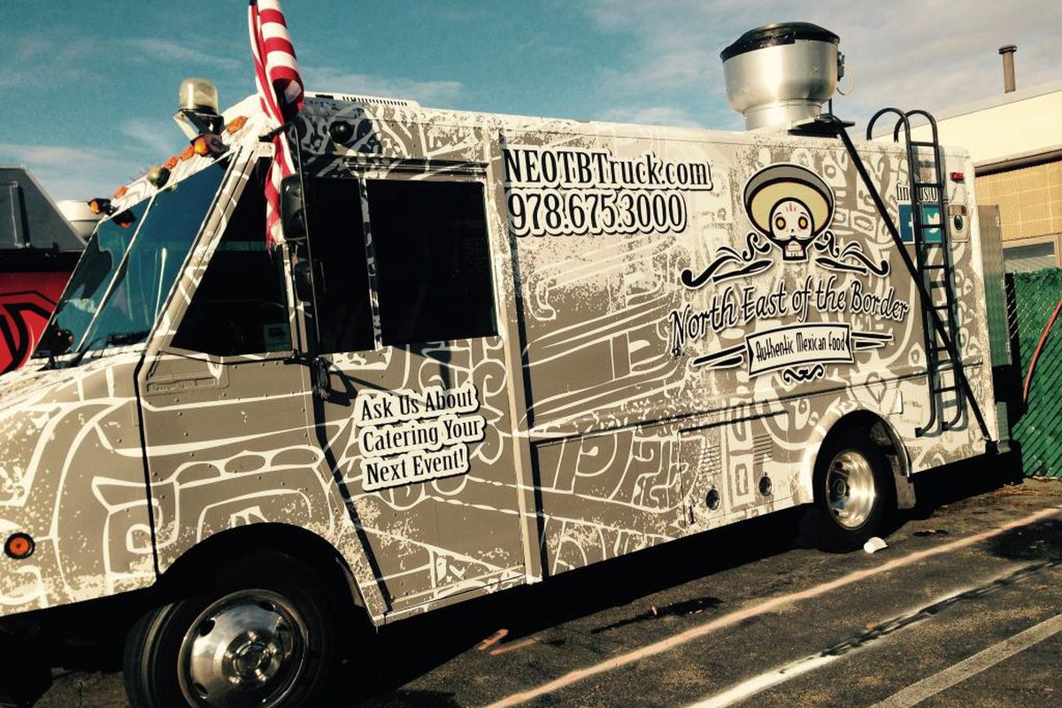 North East Of The Border Food Truck Is Coming