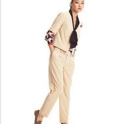 "<a href= ""http://www1.macys.com/campaign/social?campaign_id=202&channel_id=1&cm_sp=fashionstar-_-episode10-_-homepagelink&bundle_entryPath=/karaGallery"">Fashion Star Cara Blazer, Amanda Blouse & Maria Pants<a/>, $69 and $99 at Macy's"