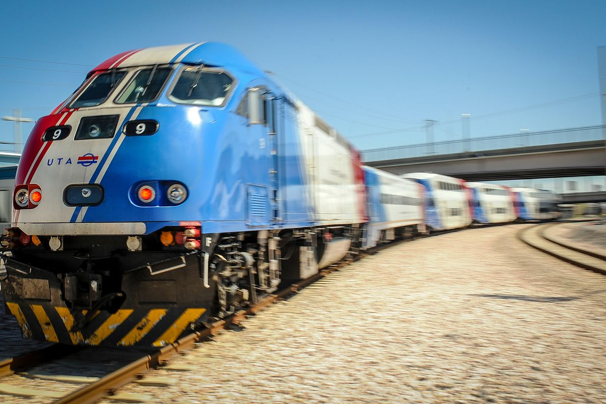 No FrontRunner service from North Temple to Ogden Saturday