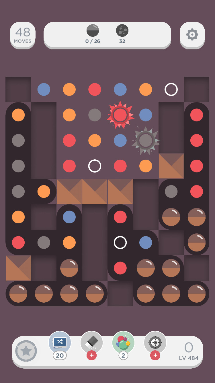 A Two Dots screenshot