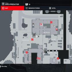 Berlin shortcut map location // Biker Basement Door // Level 0