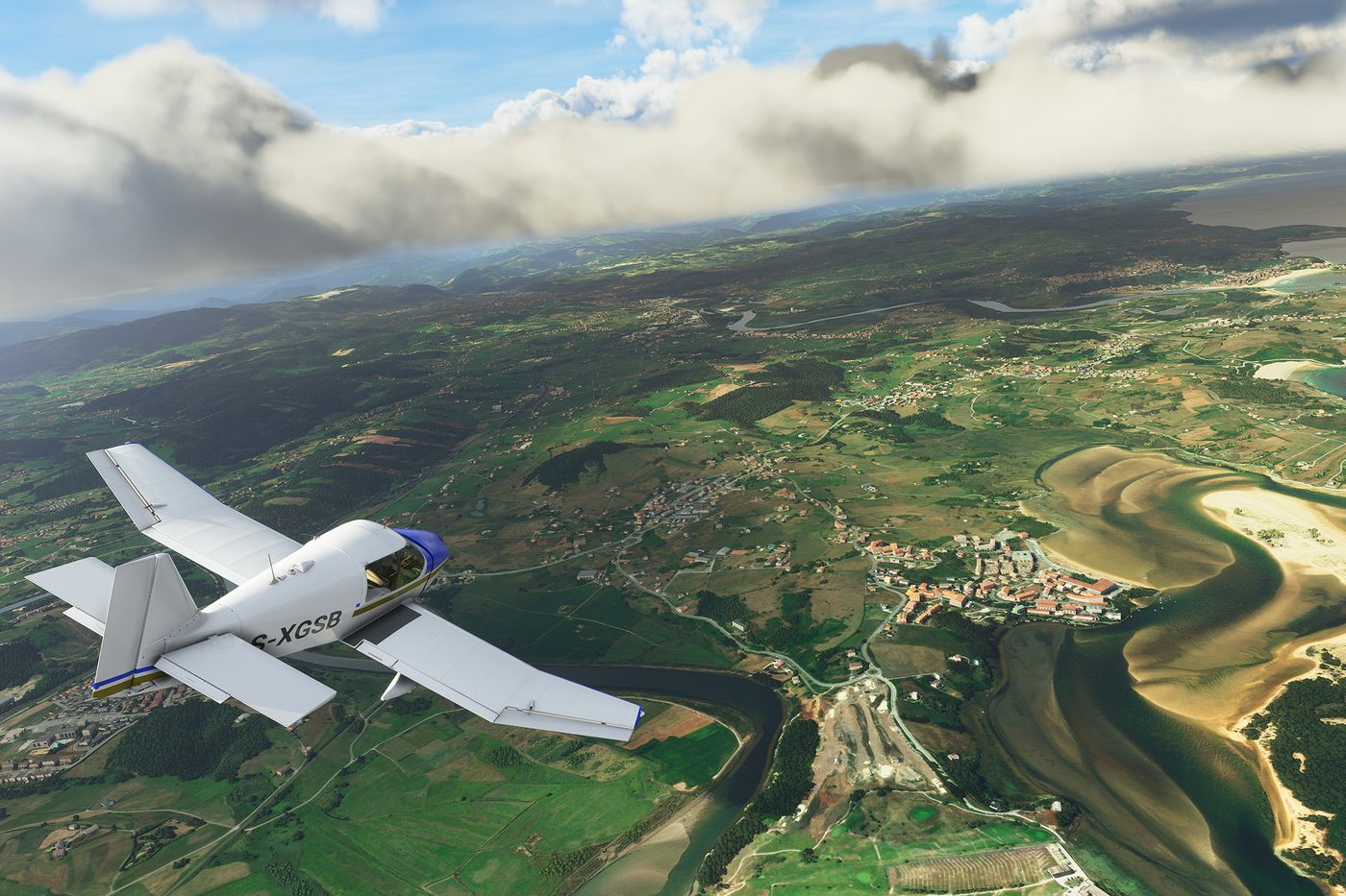 The Biggest Surprise Of Microsoft Flight Simulator It Makes Bing