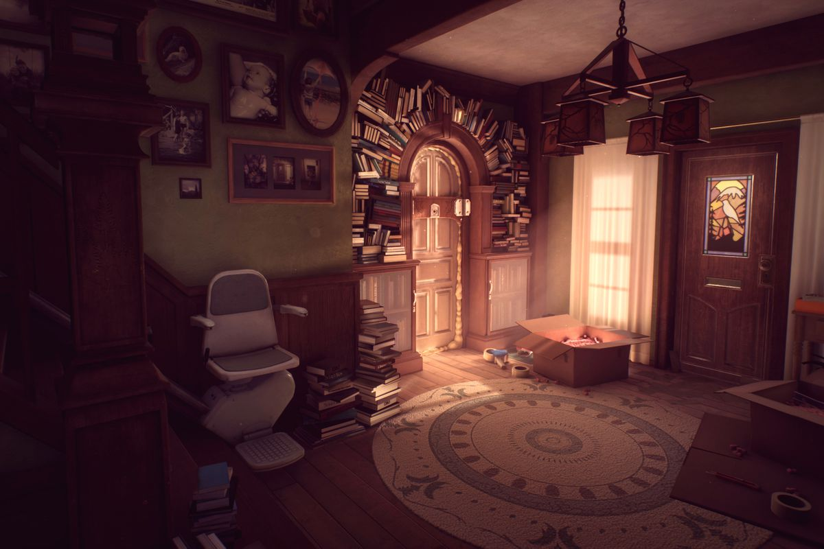 What Remains Of Edith Finch And Losing Someone You Love Polygon