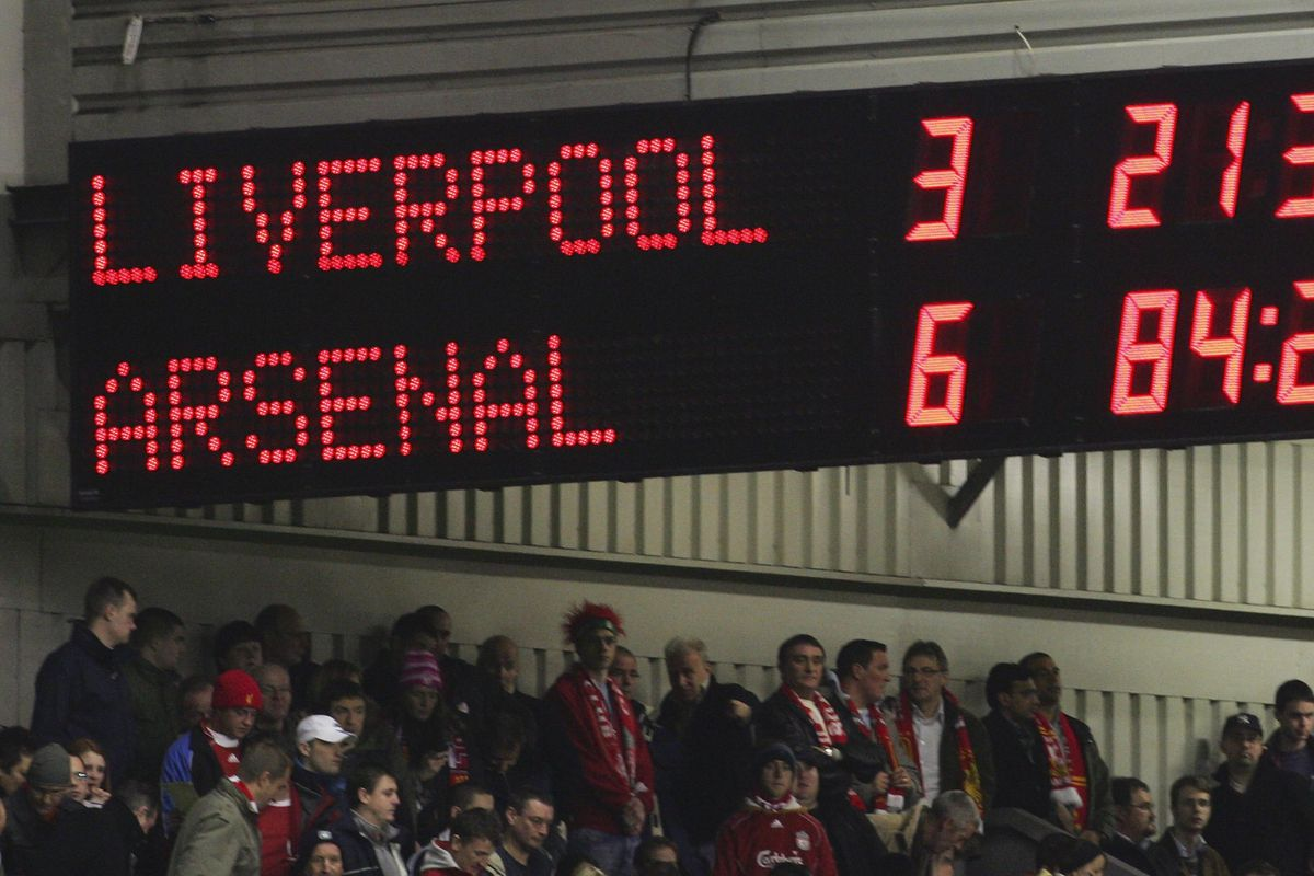 Carling Cup: Liverpool v Arsenal