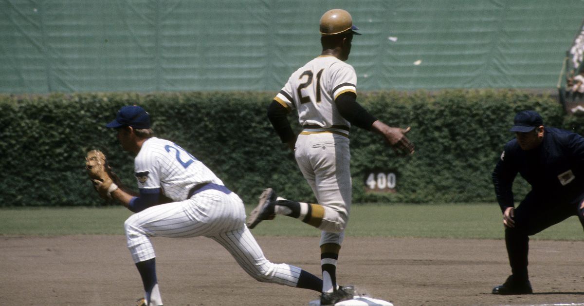 Cubs historical sleuthing: Roberto Clemente edition - Bleed Cubbie Blue