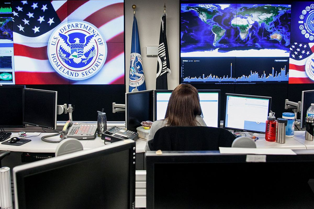 A Look Inside The Department Of Homeland Security S Cyber