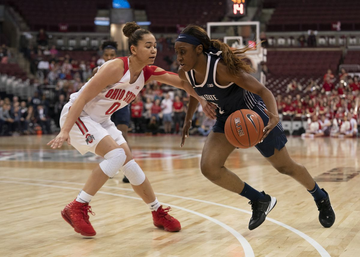 COLLEGE BASKETBALL: JAN 12 Women's Penn State at Ohio State
