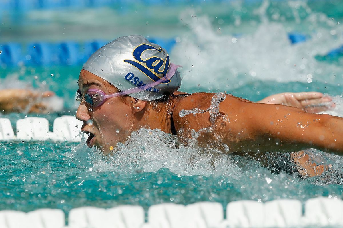 Cal rising senior Farida Osman will look to improve upon her London 2012 results in Rio.