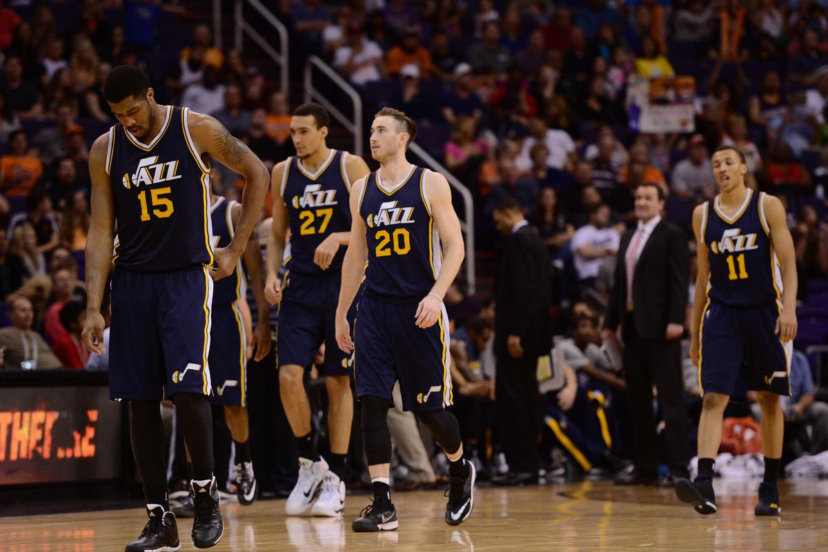 The Jazz will need to save some money for their core, but how else will they meet minimum salary requirements?