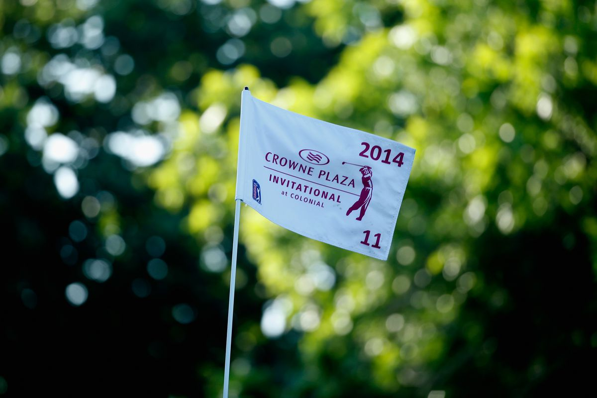 Crowne Plaza Invitational 2014: Tee times, TV schedule, online streaming for Friday at Colonial