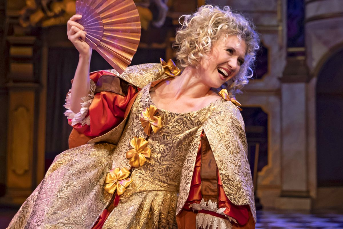 Nell Gwynn' review: Conventional take on an unconventional actress