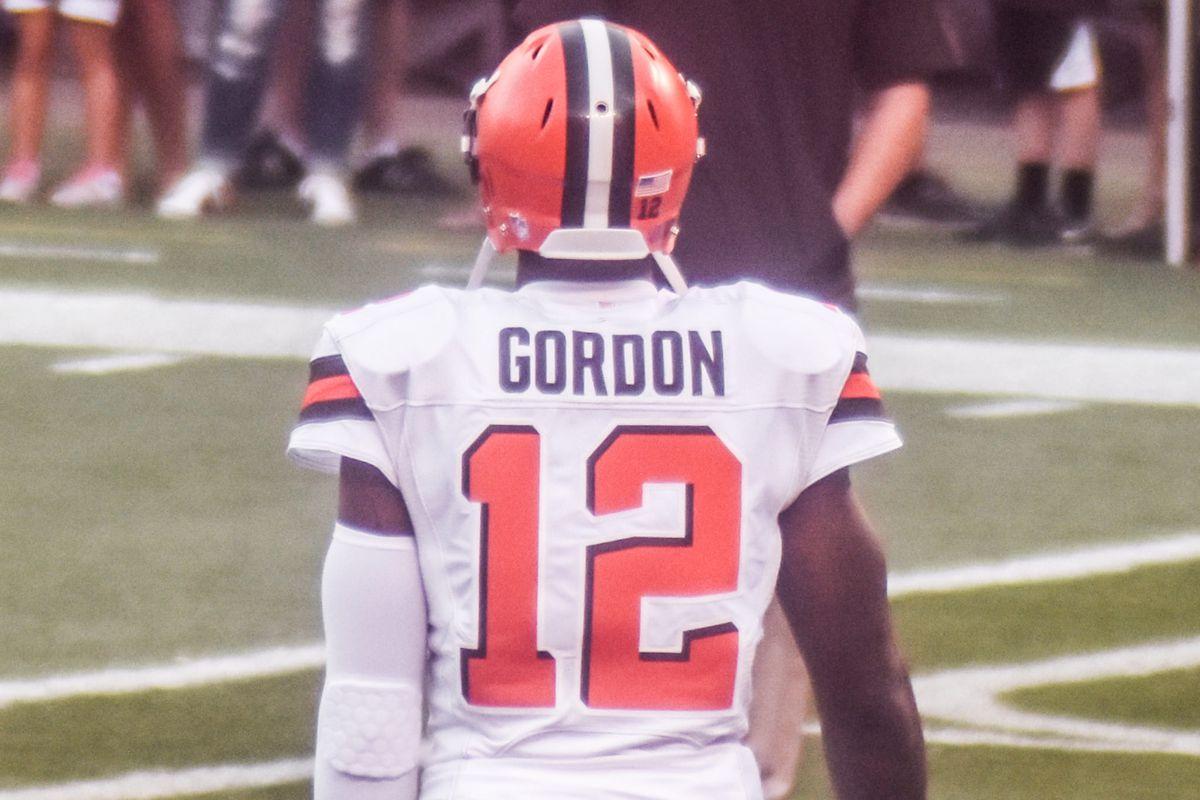 Browns WR Josh Gordon is still in rehab 2f2056f85