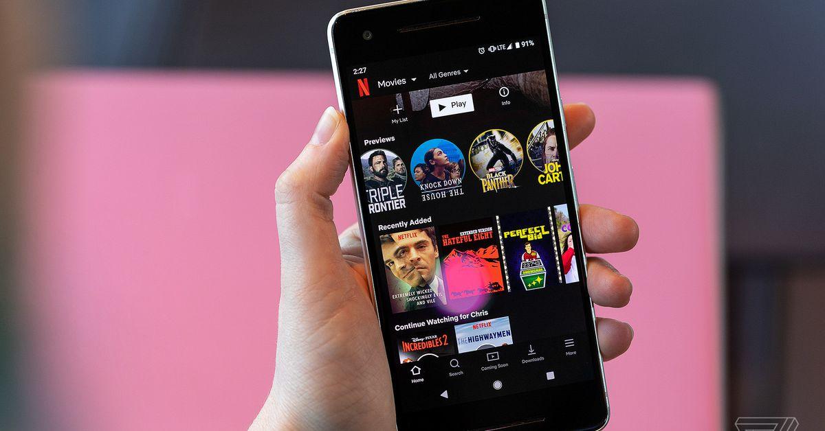 Netflix กำลังขึ้นราคาสำหรับสมาชิกในสหราชอาณาจักร thumbnail