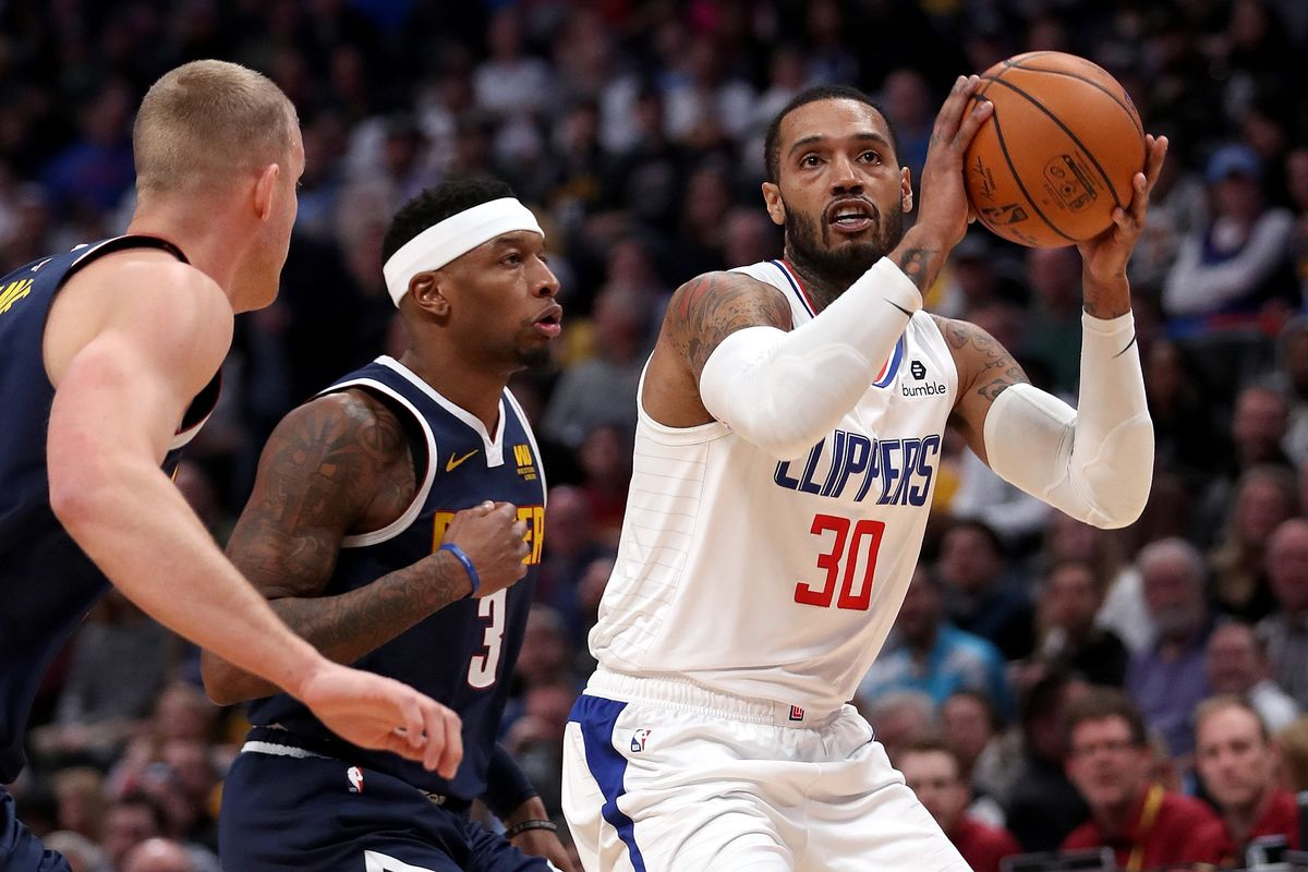 ce6379cdce05 Clippers send Virginia alum Mike Scott to 76ers as part of Tobias Harris  trade