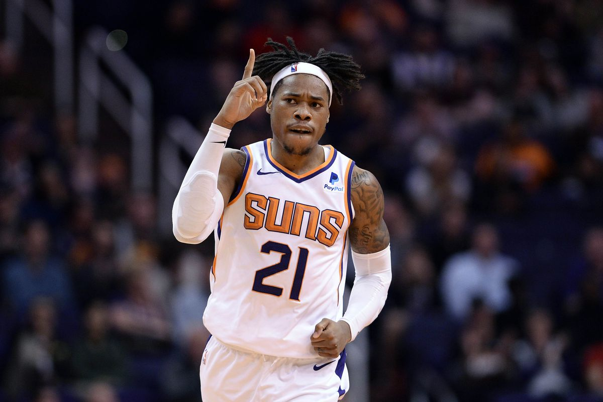 Image result for richaun holmes suns usa today