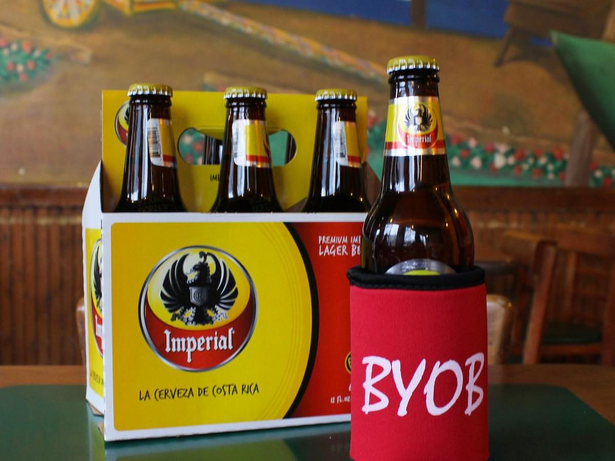 Irazu encourages customers to BYO.