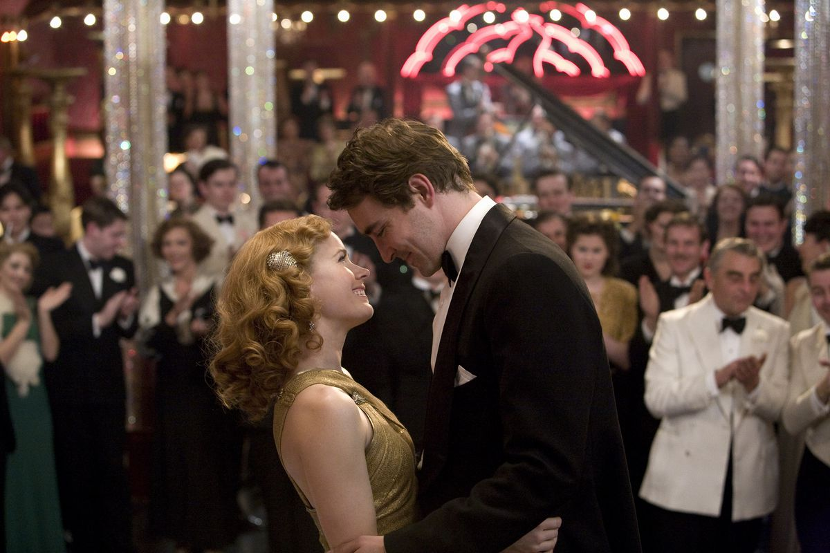 amy adams and lee pace in miss pettigrew lives for a day