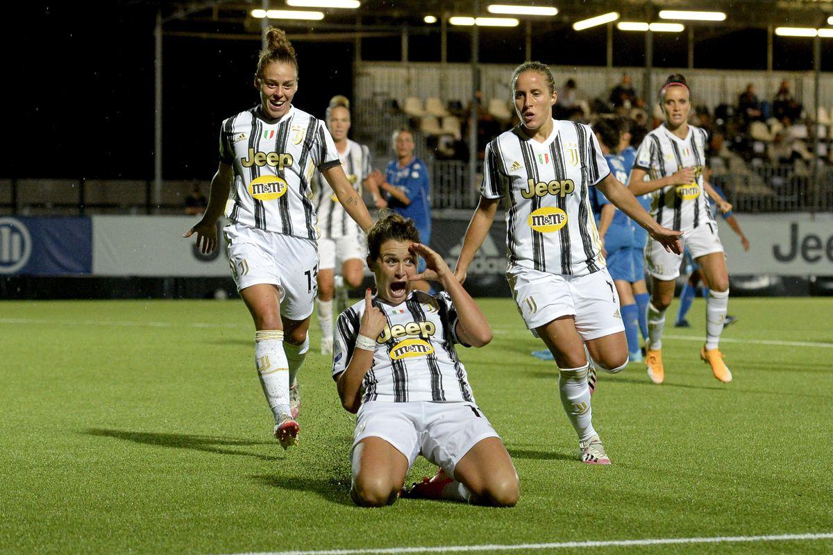 Juventus v Empoli Ladies - Women Serie A
